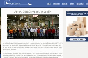 Arrow Box of Joplin