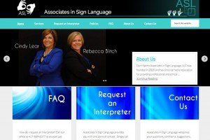 Associates in Sign Language