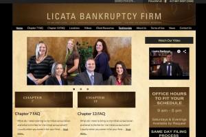Licata Bankruptcy Firm